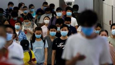 """تنامي القلق في الصين مع تفشّي """"دلتا"""": إغلاق جزئي في بعض المدن"""