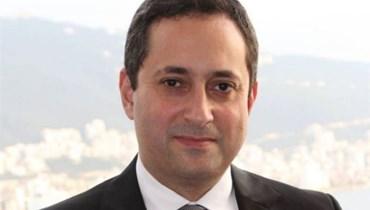 المحقق العدلي في جريمة مرفأ بيروت القاضي طارق البيطار.