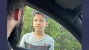الطفل محمد أسامة.