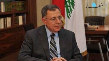 الرئيس فؤاد السنيورة (أرشيفية).
