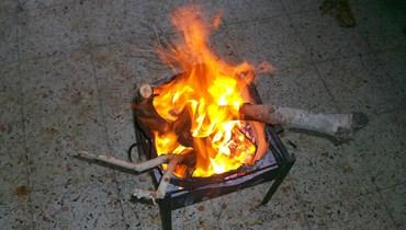 التدفئة خلال فصل الشتاء (أرشيفية).
