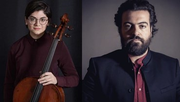 أدهم الدمشقي وجنى سمعان يمثلان لبنان في المهرجان الثقافي الدولي في كوكسهافن
