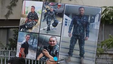 شهداء فوج إطفاء بيروت (تصوير مارك فياض).
