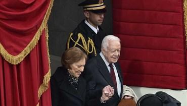 من علاقته بزوجته إلى البيت الأبيض... قصة مصوّرة عن حياة الرئيس الأميركي الأسبق جيمي كارتر