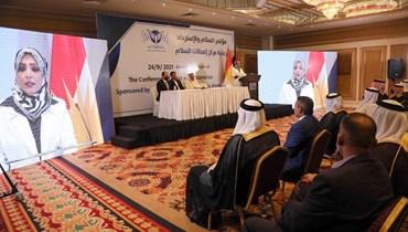"""""""لتجريم المجتمعين""""... استنكار عراقي واسع إثر مؤتمر في كردستان دعا للتطبيع مع إسرائيل"""