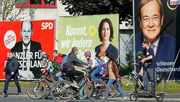 فتح مراكز الاقتراع في الانتخابات التشريعية الألمانية