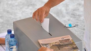 صندوق اقتراع (حسام شبارو).