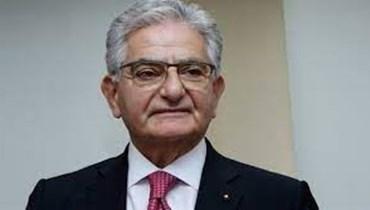 رئيس جمعية المصارف سليم صفير.