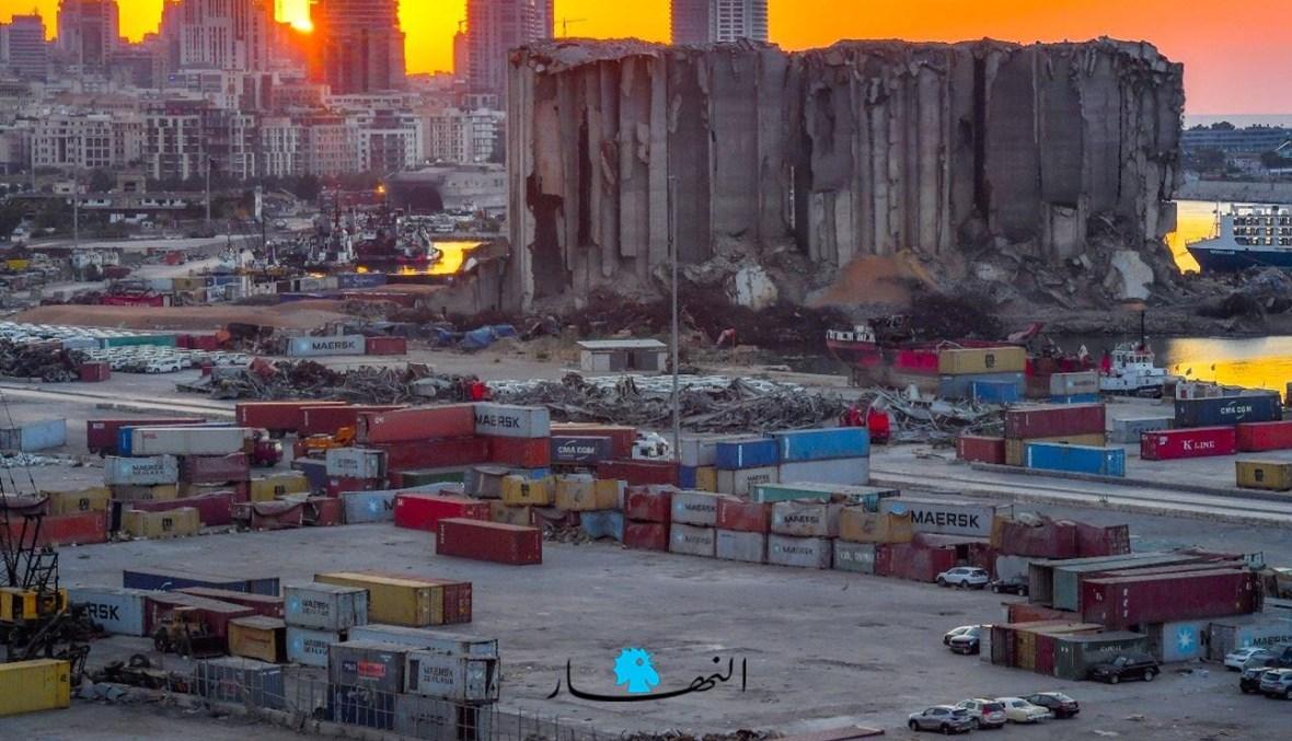 Port de Beirut (Nabil Ismaiil).