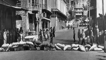 انتهت الحرب اللبنانية منذ اثنين و ثلاثين عاماً،