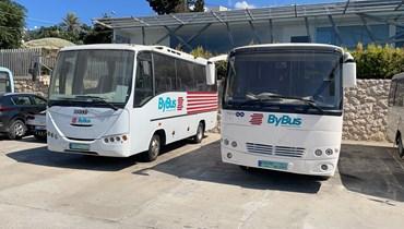 "باصات ""By Bus transportations"""