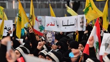 """""""حزب الله"""" يظهر توتراً متصاعداً!"""