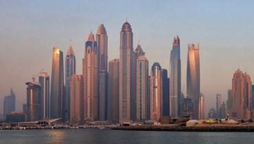 من دبي (تعبيرية- أ ف ب).