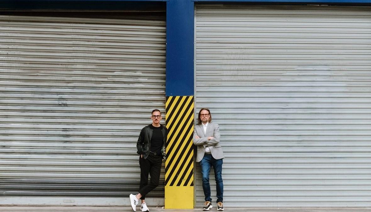 اللبناني سام بردويل والألماني تيل فلرات.