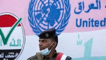 انتخابات ترشيعية مبكرة في العراق الأحد (أ ف ب).