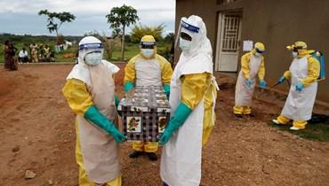 إيبولا في الكونغو.