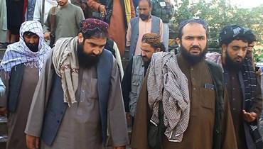 قيادة طالبان (ا ف ب)