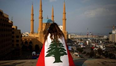 ولكن هل نحن قادرون على تحقيق وثبة نوعيّة تنقل لبنان إلى حيث لم يكن للمنظومة المهيمنة بكليّتها أن تتخيّله؟ (أ ف ب).