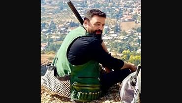 """النجم السوريّ تيم حسن بشخصيّة جبل شيخ الجبل في """"الهيبة - جبل""""."""