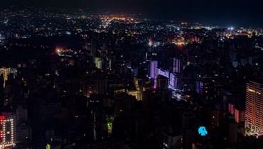 انقطاع الكهرباء عن بيروت (تعبيرية - نبيل إسماعيل).