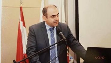 رئيس الجامعة اللبنانية بسام بدران.