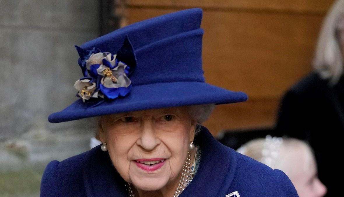الملكة إليزابيث الثانية (أ ف ب).