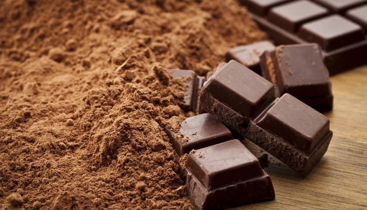 ألواح الشوكولاتة (تعبيرية).