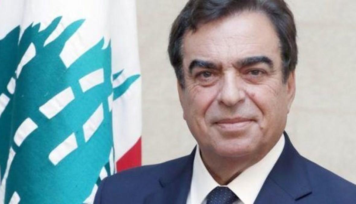 الوزير قرداحي (وزارة الاعلام اللبنانية).