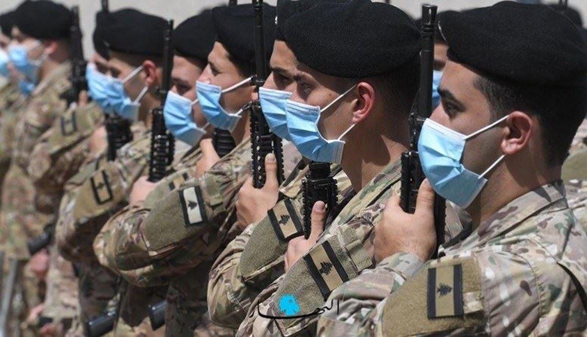 عناصر من الجيش اللبنانيّ (حسام شبارو).
