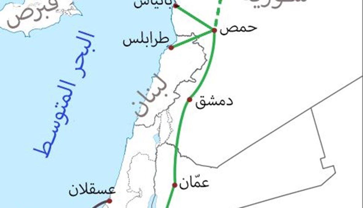 يهدف خط الغاز العربيّ إلى تصدير الغاز الطبيعيّ المصريّ إلى دول المشرق العربي