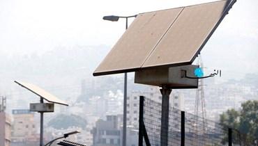 تجهيزات الطاقة الشمسية (حسن عسل).