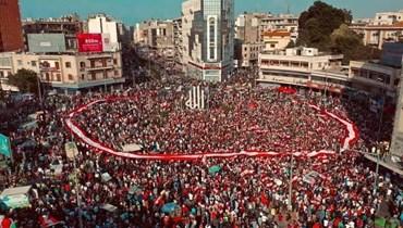 """كأنّ """"الثورة"""" لم تمرّ من طرابلس..."""