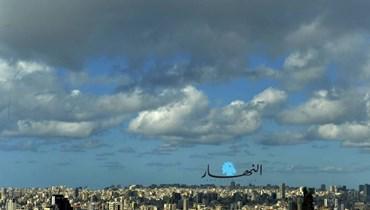 طقس لبنان (النهار).