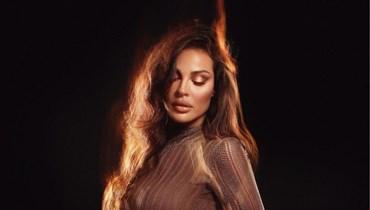 الممثلة نادين نسيب نجيم.