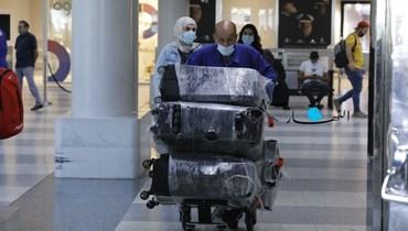 بالأرقام- نحو 70% من اللبنانيين الذين يحملون جنسية أخرى غادروا البلاد... وهذه وجهتم!