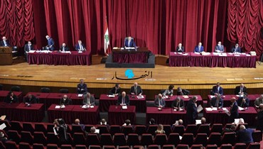 جلسة تشريعية في الأونيسكو بعد توتّر أمنيّ... تقريب موعد الانتخابات ومناقشة الكوتا النسائية (صور وفيديو)