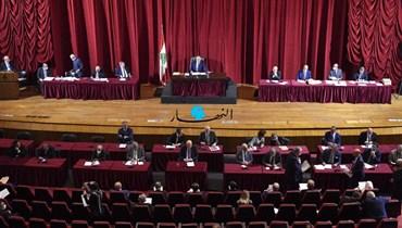 جلسة تشريعية في الأونيسكو بعد توتّر أمنيّ... الانتخابات في 27 آذار ومناقشة الكوتا النسائية (صور وفيديو)