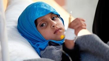 في اليمن... عشرة آلاف طفل قتلوا أو أصيبوا بجروح منذ بدء النزاع