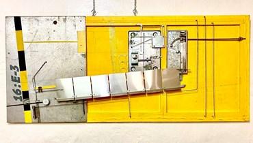 """دردشة مع فنان: الأميركي لي فريدريكس الذي أسرته بيروت وحوّلته إلى سجينها """"الراضي"""" بجنونها!"""