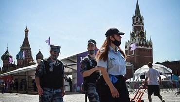 في روسيا... قيود لكبح كورونا وبوتين يحثّ شعبه على تلقّي اللقاح
