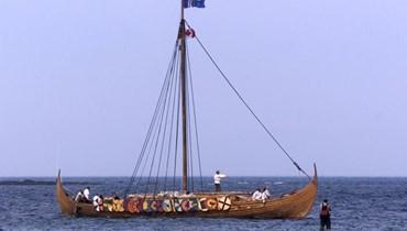كولومبوس لم يكُن الأول... الفايكينغ عبروا المحيط الأطلسي قبل ألف عام