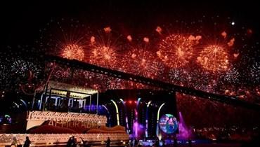 """انطلاق """"موسم الرياض"""" مع الفنان العالمي Pitbull... """"ليلة تتعدّى الخيال"""" (صور وفيديو)"""