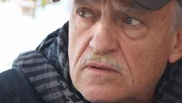 الممثل القدير بيار جماجيان.
