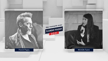 من باريس إلى بيروت... لحظات مع الفنان الفرنسي فلوران باغني (فيديو)