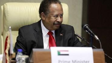 اعادة رئيس الوزراء السوداني عبد الله حمدوك الى منزله