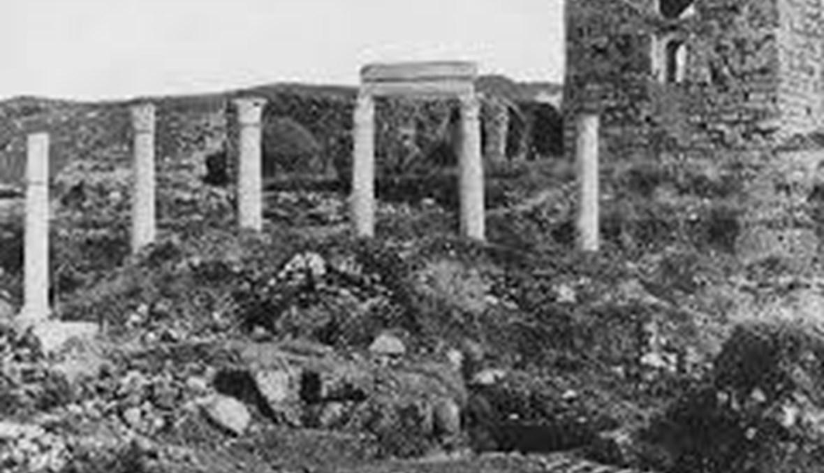 """أرشيف """"النهار"""" - قلعة جبيل إطار للحياة الموسيقية... أبيتون يعزف من التراث والعصر"""