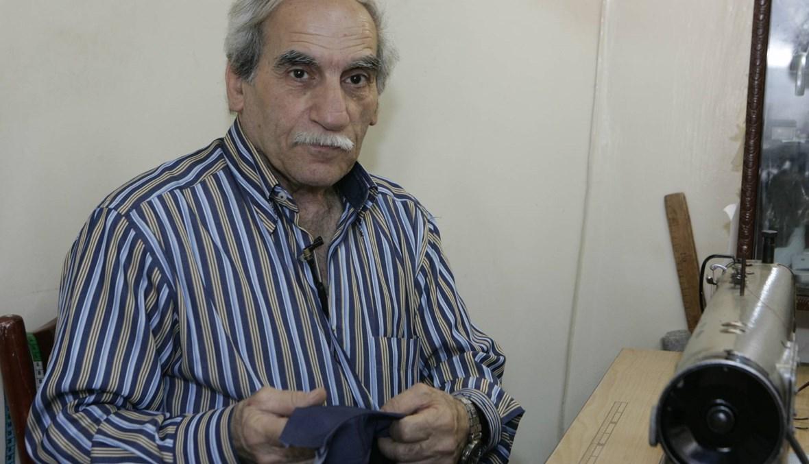 الإبرة والخيط سلاحا محمد قليلات: مهنتي حياتي