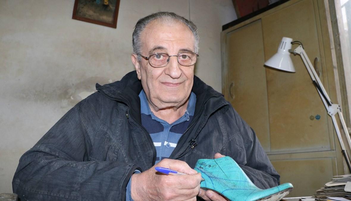 """غاربيس بويجيان وصناعة الأحذية: الشخص بلا أمل """"ما بعيش"""""""