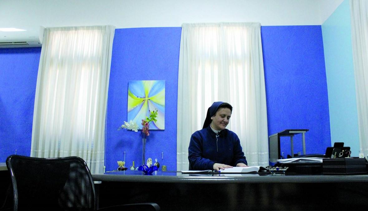 الراهبة مارلين يوسف: من حقّ أصحاب الصعوبات التعليمية أن يتعلّموا