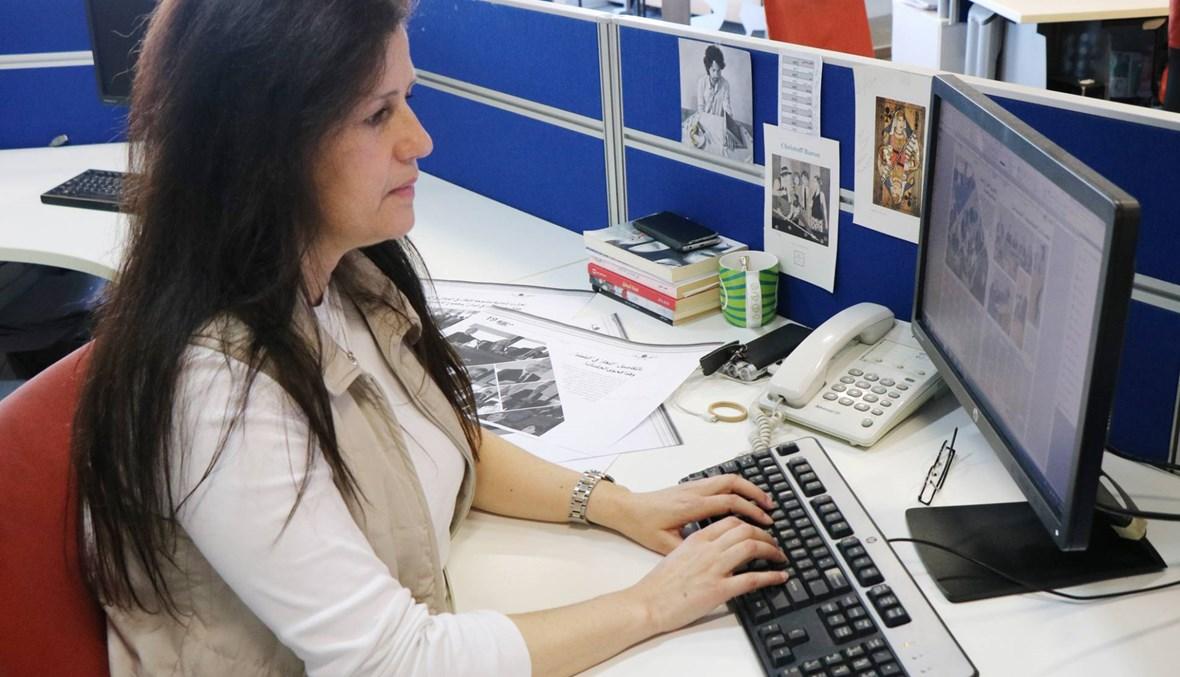 المخرجة الفنيّة مي شريم: هذه المهنة تجعلك تتحدّى نفسك